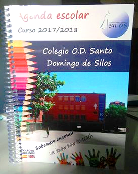 Disponibles las agendas escolares