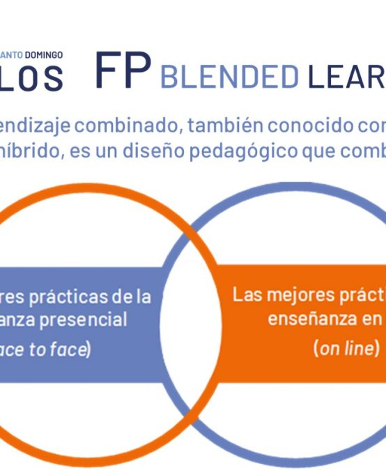 LO NUEVO: FP BLENDED LEARNING